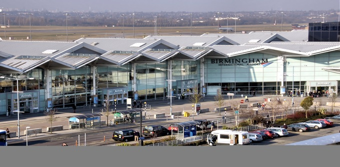 Refurbishment at Birmingham Airport