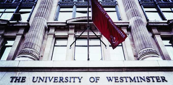 Specialist furniture for the University of Westminster
